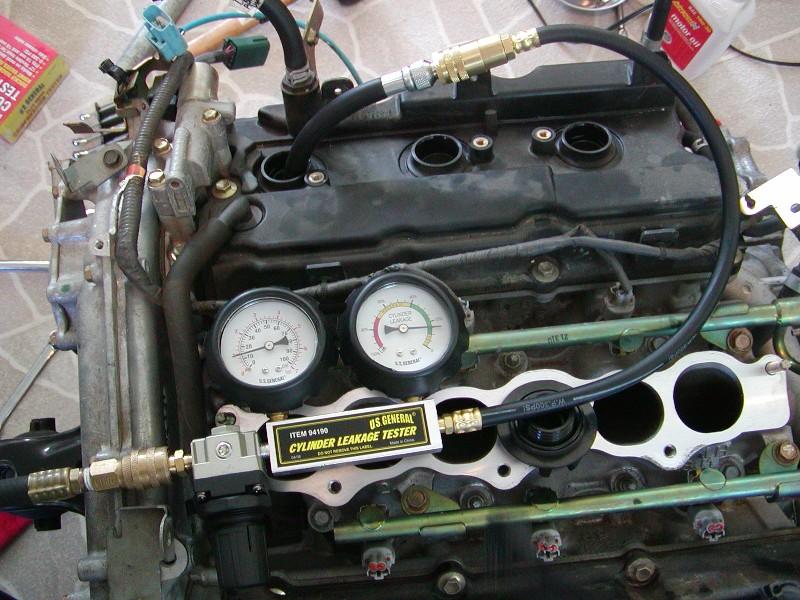 Cylinder Leak Down Test : Rd gen vq de full ecu swap progress thread page